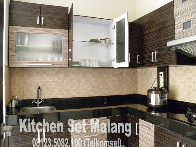 Kitchen Set Minimalis Murah Di Malang Harga Kitchen Set Minimalis