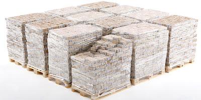 El fondo de rescate europeo de 1 billón de euros