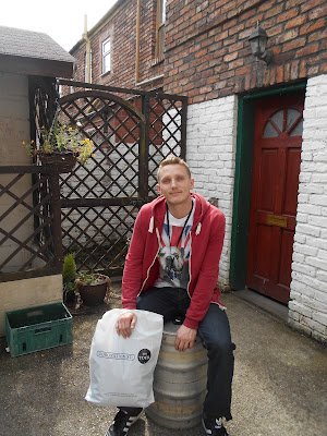 Coronation Street Tour - July 2015