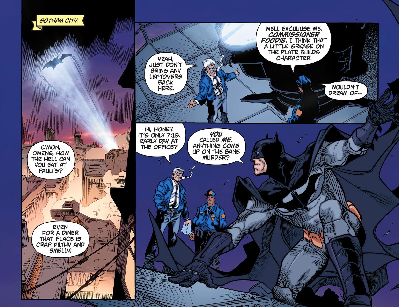 Batman: Arkham Knight [I] chap 39 pic 3