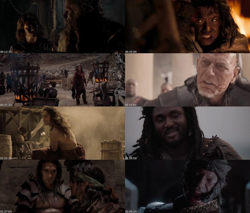 Conan el barbaro (2011) [DVDRip] [Latino]