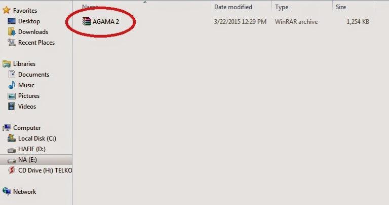 Tips Cara Mengextract File Zip atau WinRar Dengan Mudah, Cara membuka file di winrar