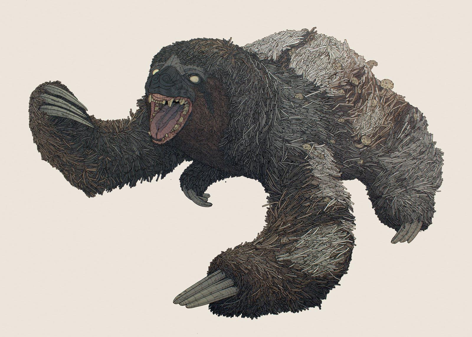 Pereza Ambush_sloth_finalweb