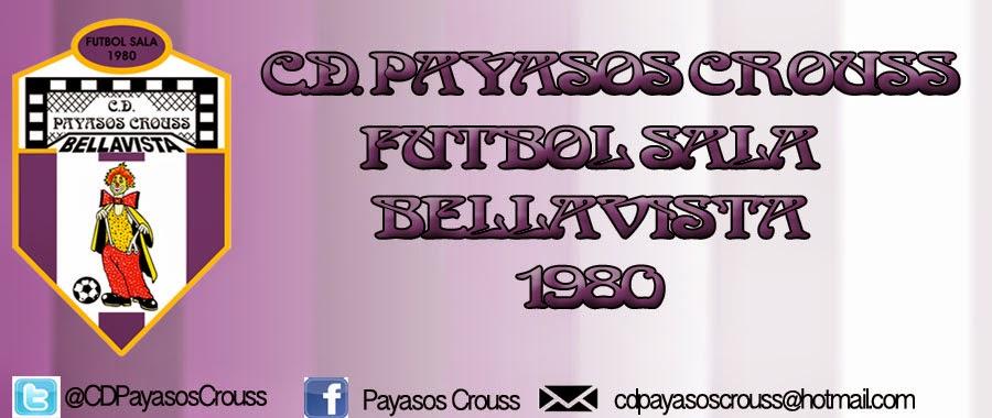 C.D. Payasos Crouss - Futbol Sala Bellavista
