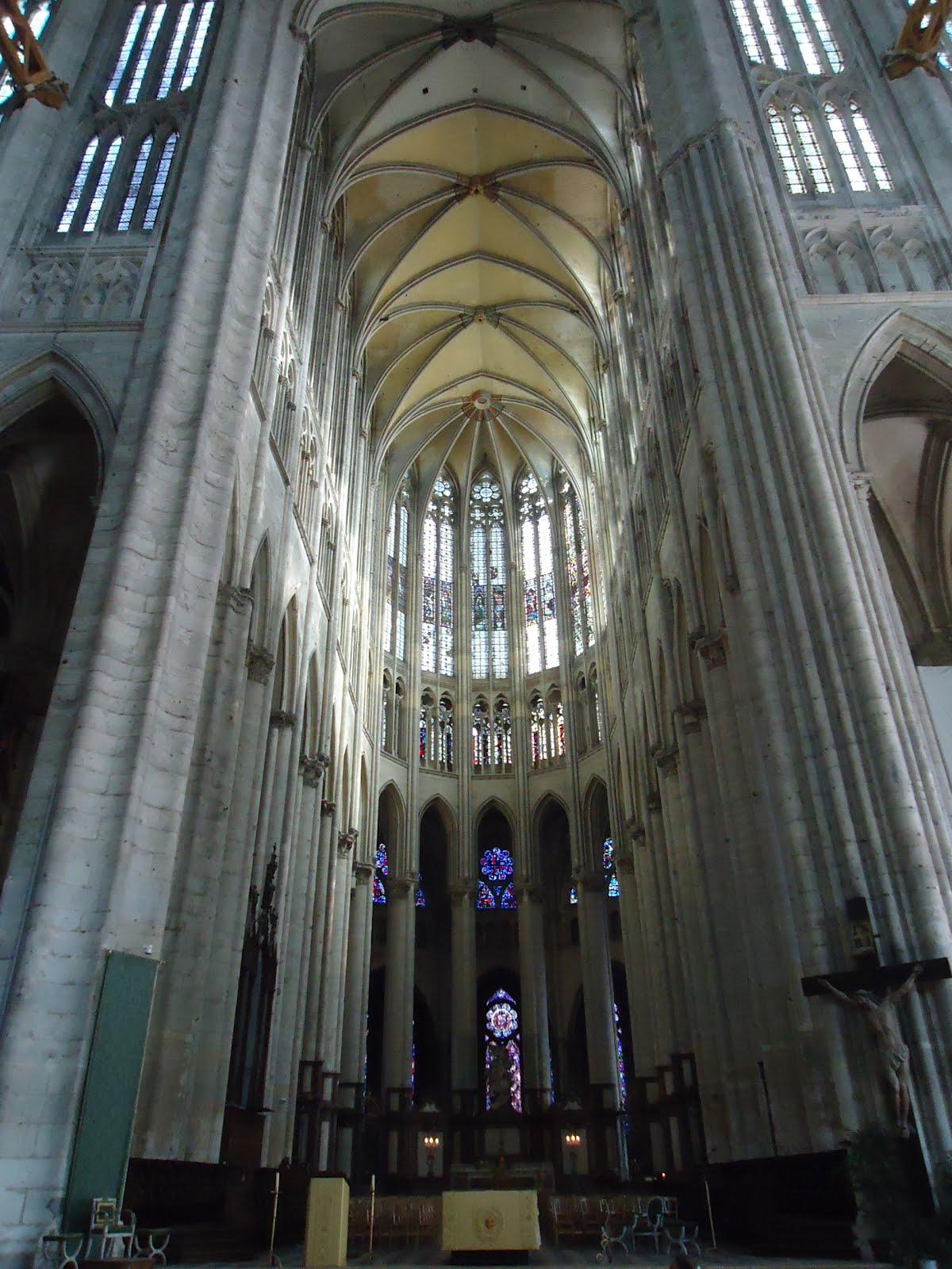 Los Rascacielos Medievales La Catedral De Beauvais