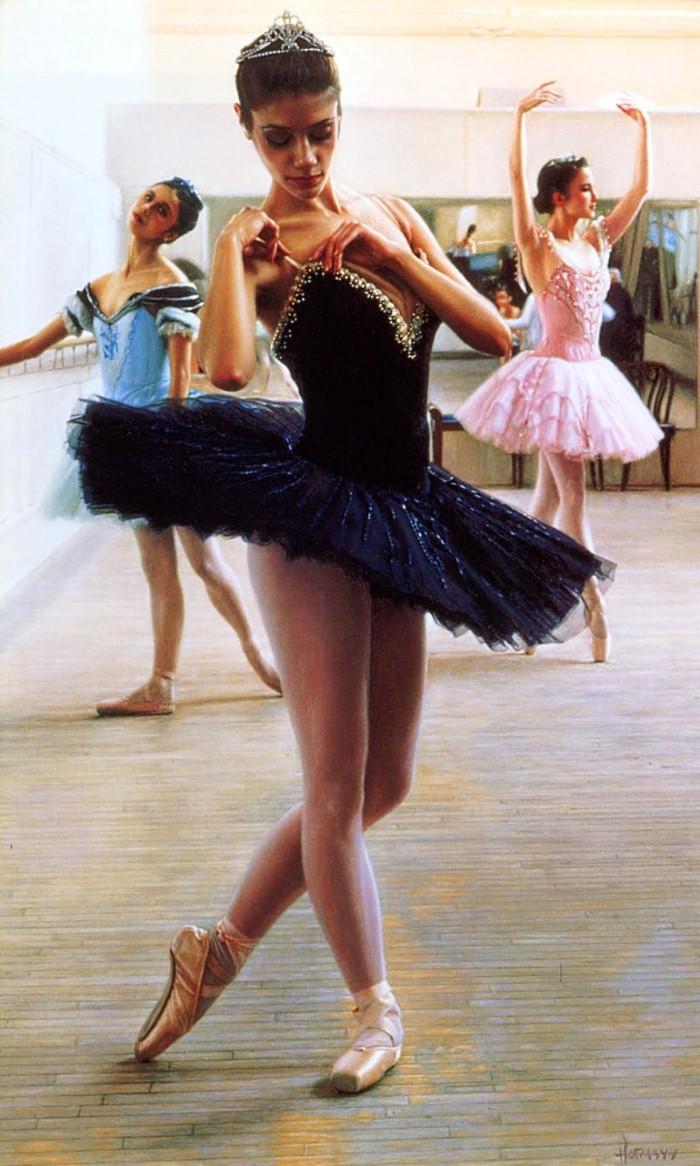 Фото позиций балерин 12 фотография