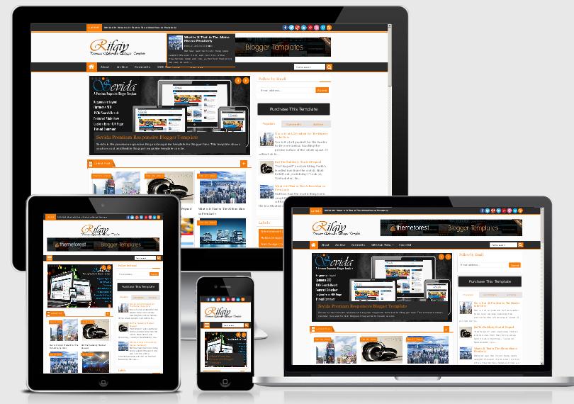 Free Download Rifqiy Premium Responsive Blogger Template Gratis