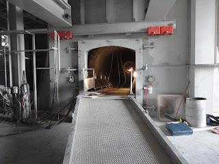 Kiln Access Ramps