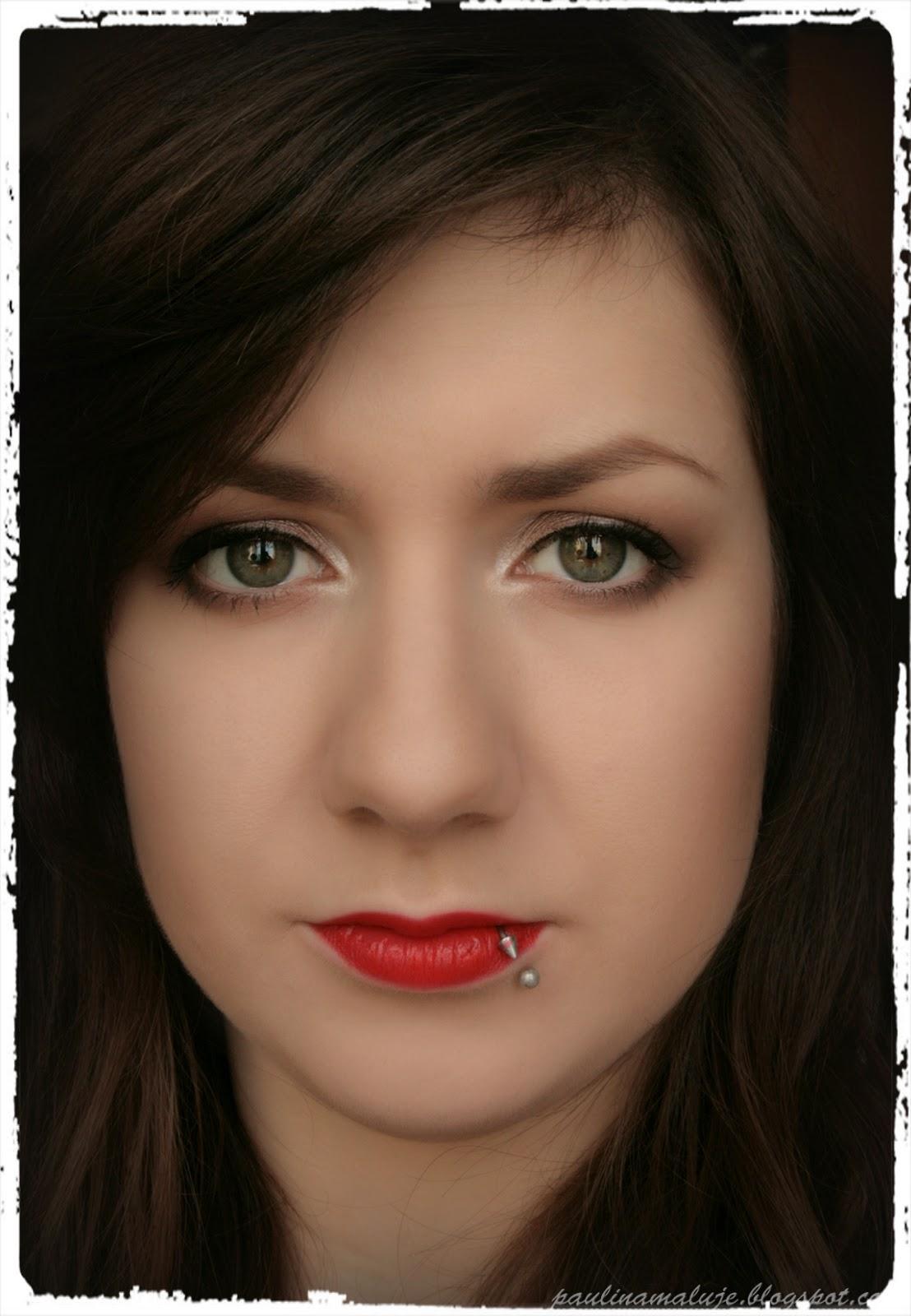 classy make-up