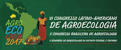 VI CONGRESSO LATINO-AMERICANO DE AGROECOLOGIA