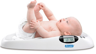 berat badan bayi