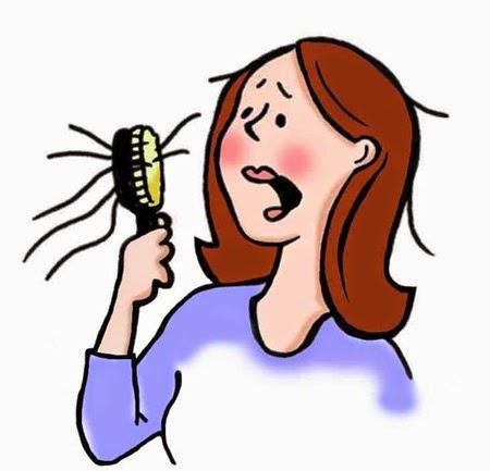 Cara Mengobati Rambut Rontok Pada Wanita