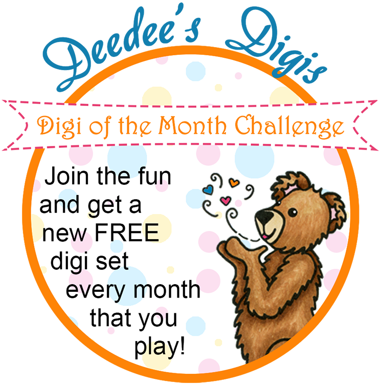 Digi of the Month Challenge