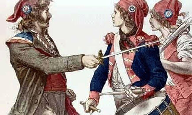La revolución burguesa y el paradigma de la revolución proletaria