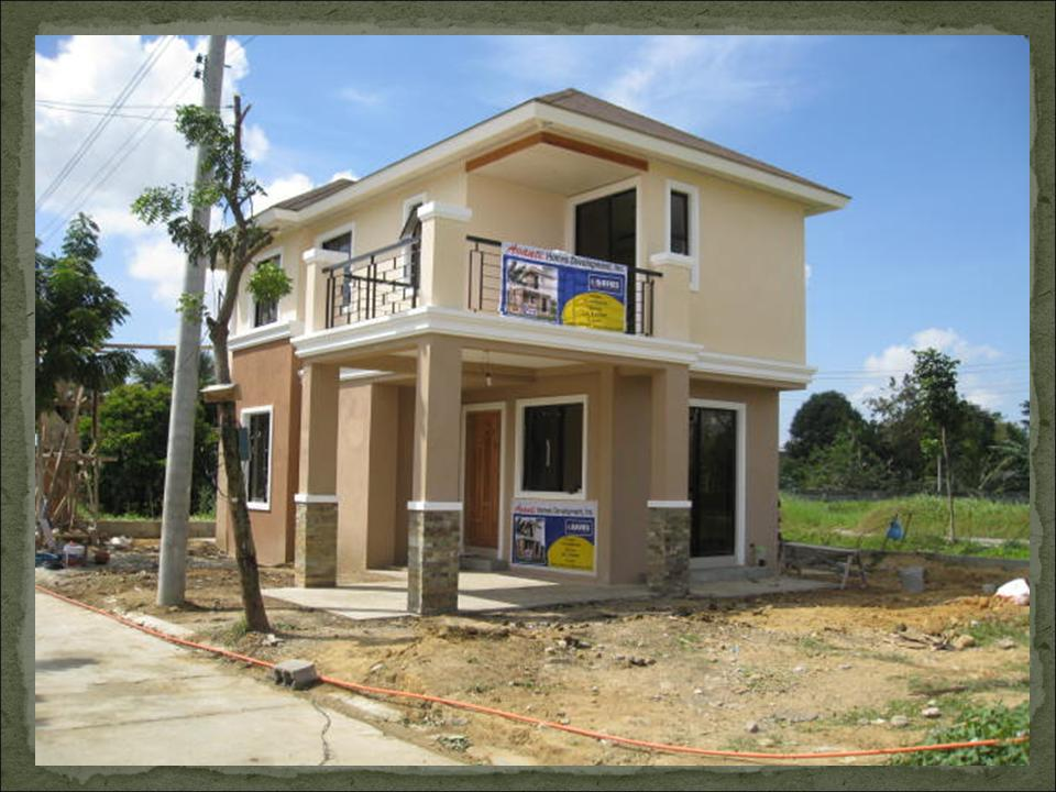 House style philippines subdivision