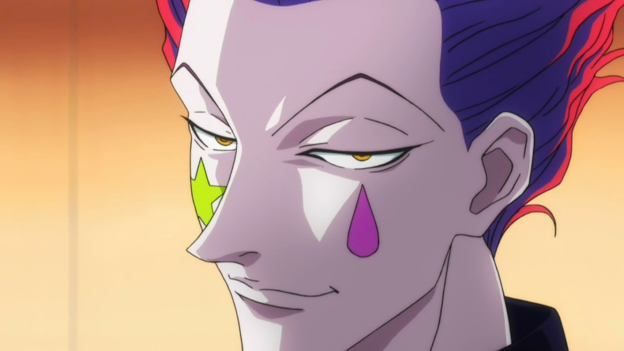 hisoka hunter x - photo #5