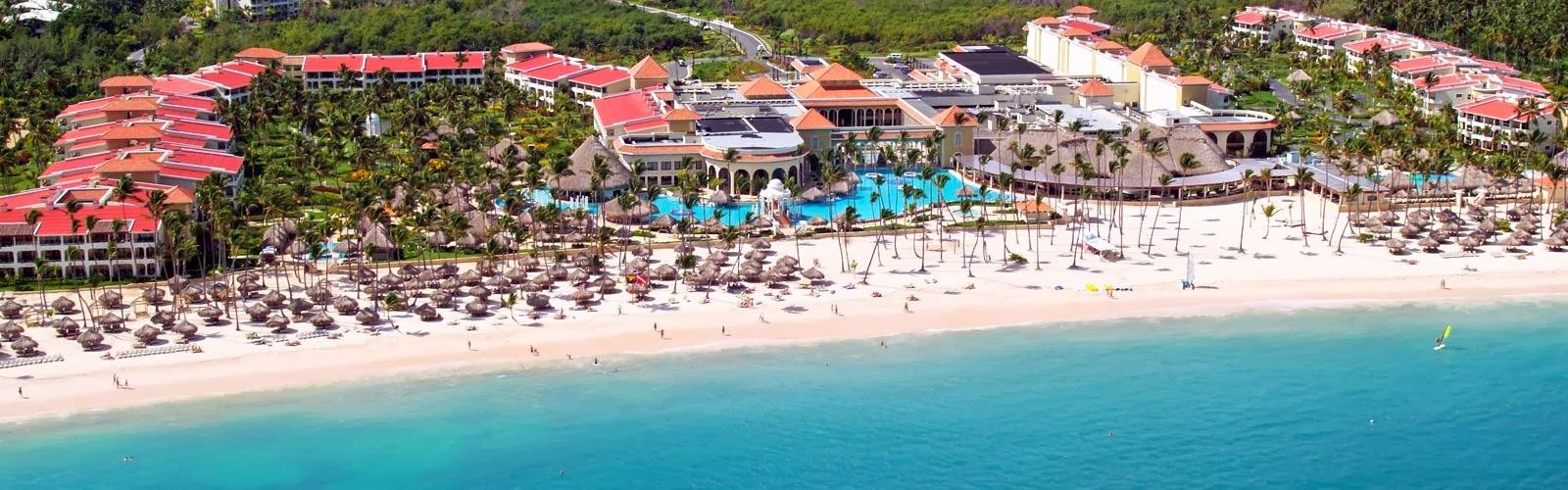 hotel paradisus palma real: