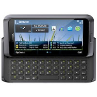 NOKIA E7 slide out QWERTY keyboard