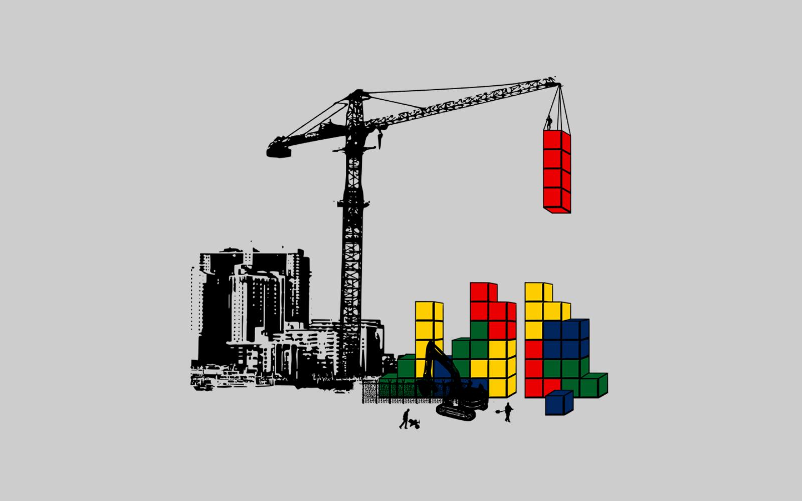 tetris colorful blocks cubes hd wallpapers hd wallpapers