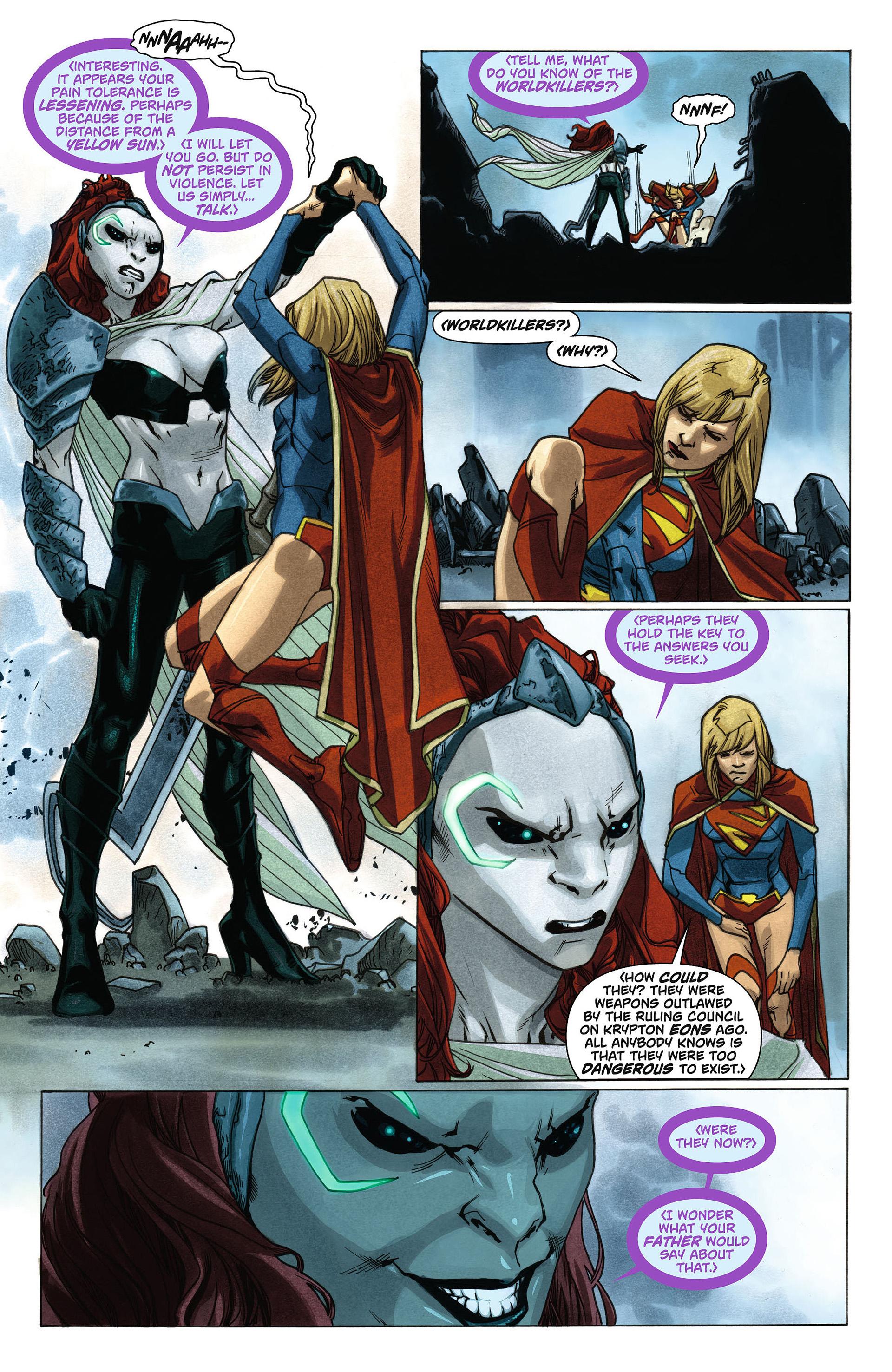 Supergirl (2011) Issue #5 #7 - English 16