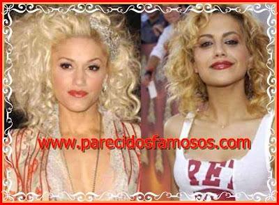 Gwen Stefani y Brittany Murphy