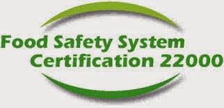 Sertifikasi ISO 22000