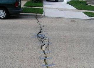 Perbaikan Jalan dengan perban