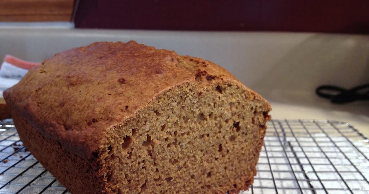 Boston Chef: Olive Oil Pumpkin Bread