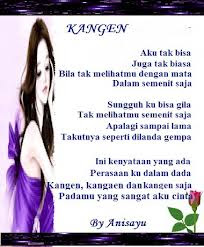 Kata Kata Kangen