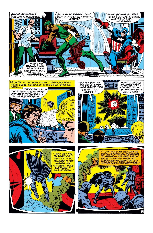 Captain America (1968) Issue #143 #57 - English 6