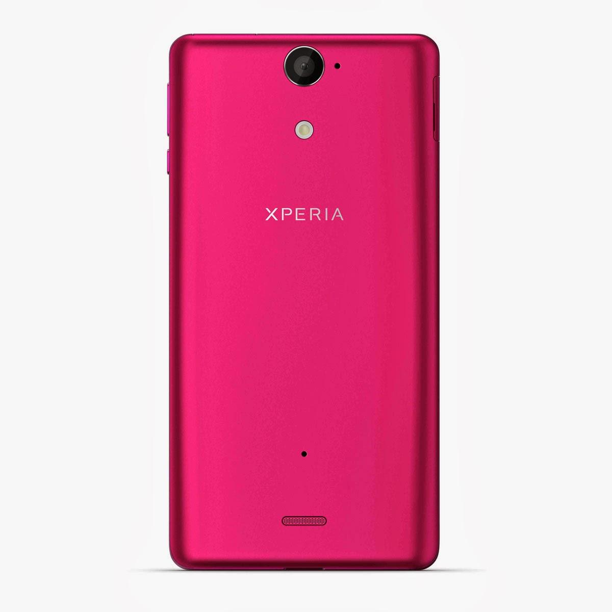 Sony Xperia V Rose 4G Smartphone