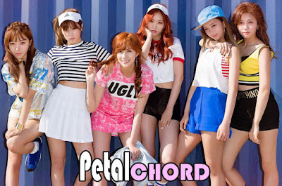 Apink - Petal Chords and Lyrics