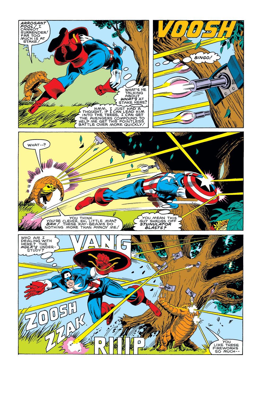 Captain America (1968) Issue #308 #236 - English 10