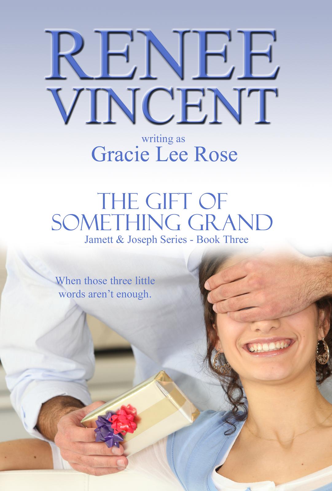 Book Spotlight: The Gift of Something Grand