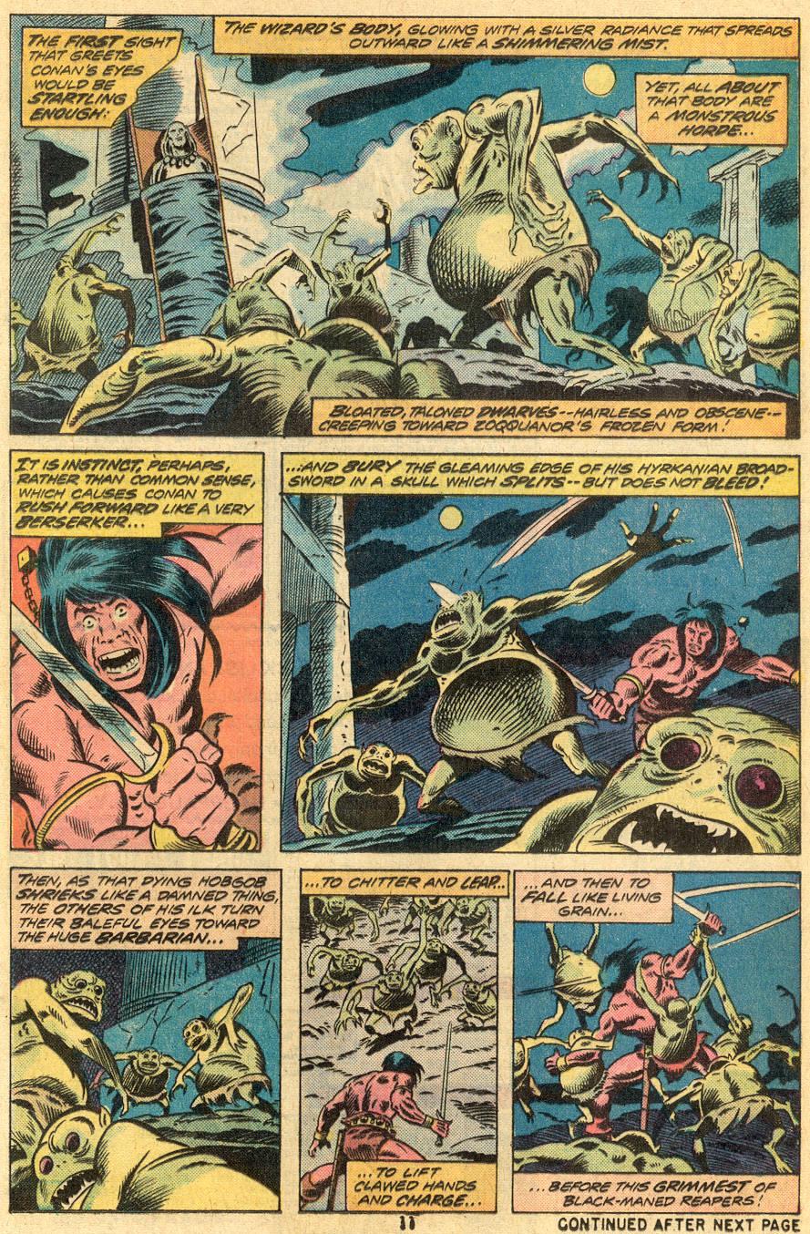 Conan the Barbarian (1970) Issue #47 #59 - English 8