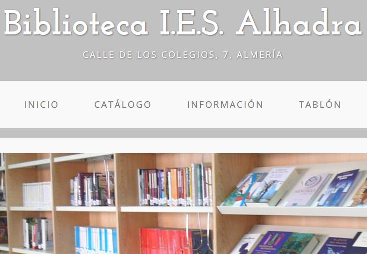 Consulta online del catálogo (en fase de pruebas)