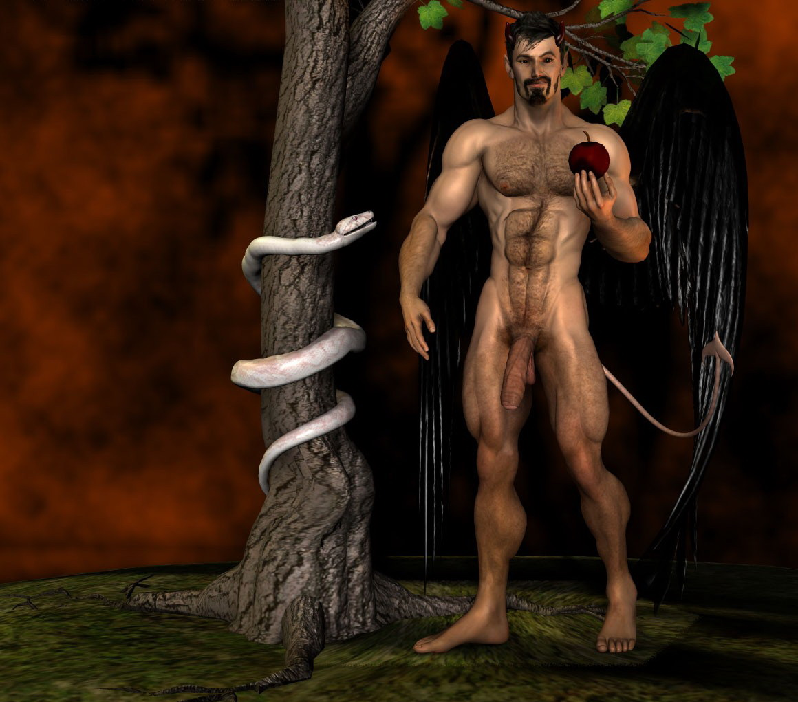 Naked animated male vampires sex clip