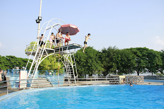 Water park- place to visit in West lake