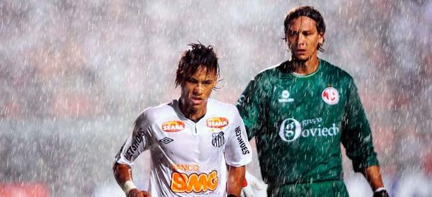 Santos 2 X 0 Juan Aurich pela Libertadores 2012