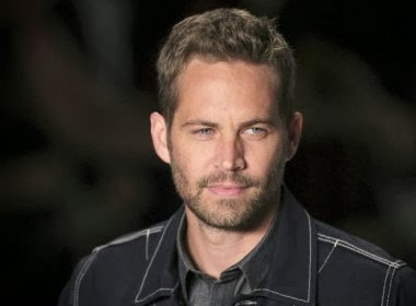 "Famosos lamentam morte do ator Paul Walker, de ""Velozes e Furiosos"""