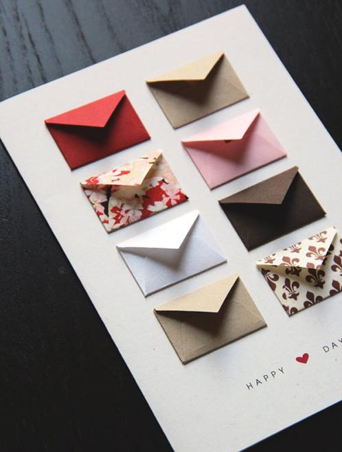 Что подарить подруге оригами