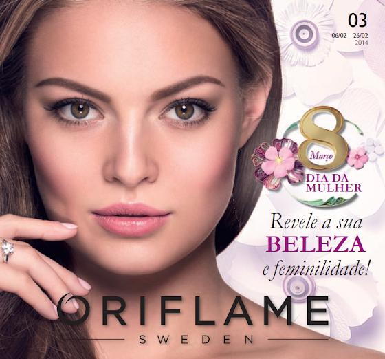 Oriflame - Catálogo 03 de 2014