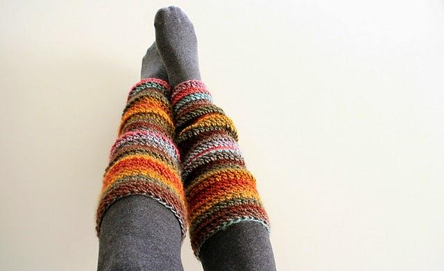 free crochet pattern beginner leg warmers