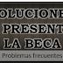Errores y problemas frecuentes al rellenar la beca mec 2014/2015