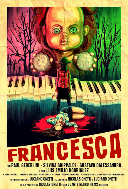 Francesca official poster