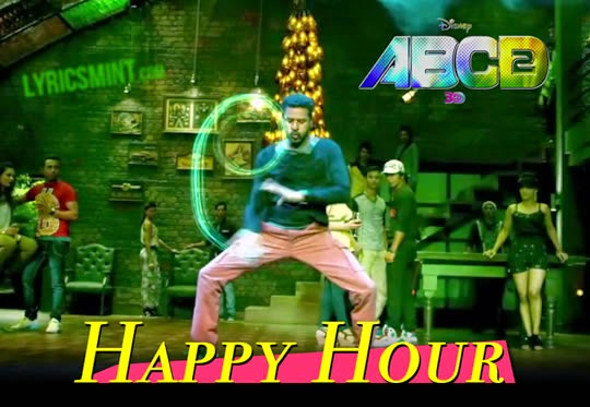 Happy Hour from ABCD 2