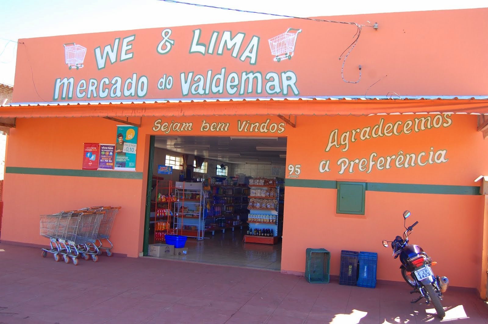 MERCADO DO WALDEMAR....