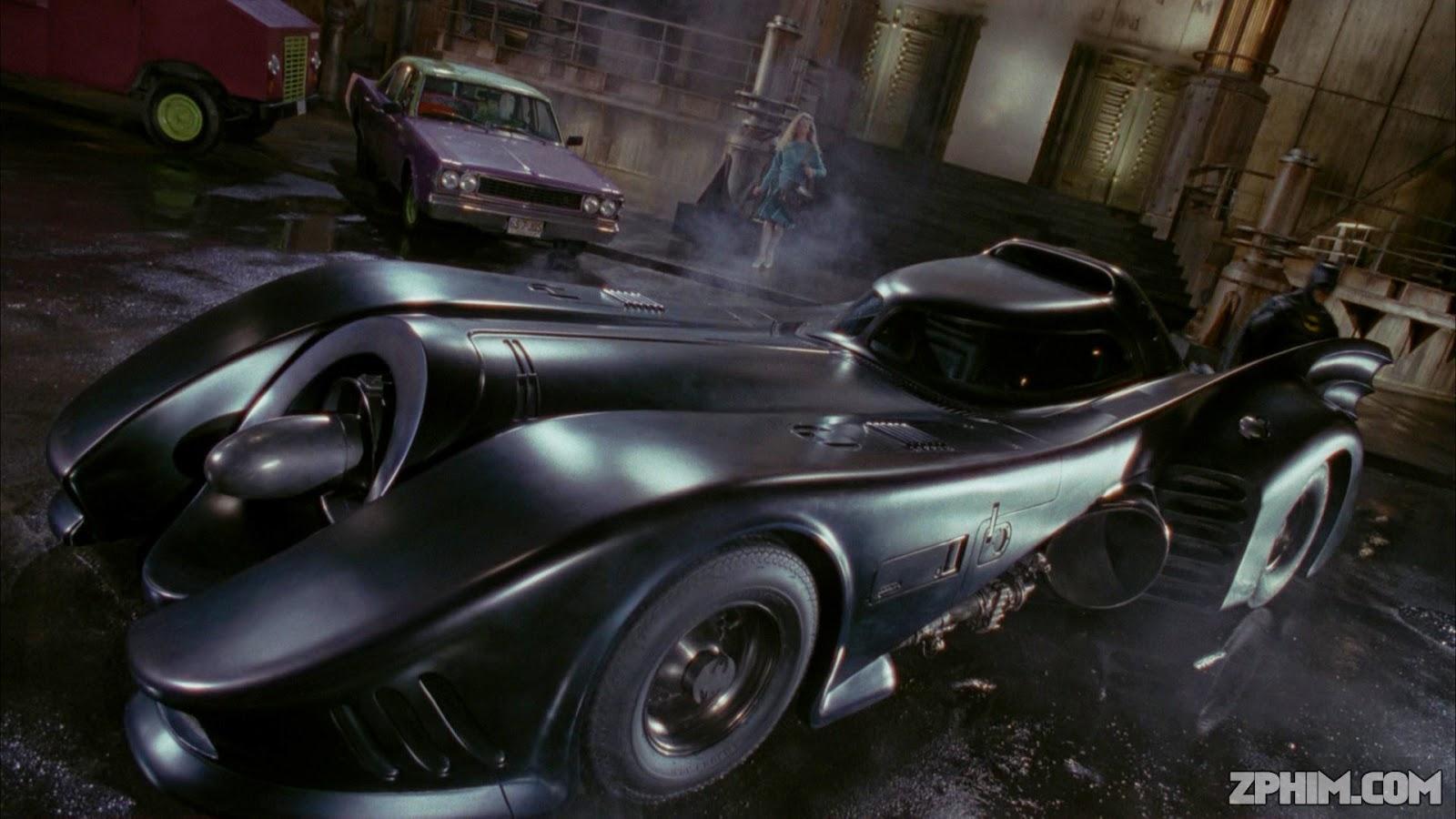 Ảnh trong phim Người Dơi - Batman 4