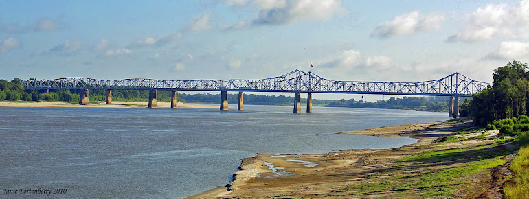Mississippi River Bridges at Vicksburg