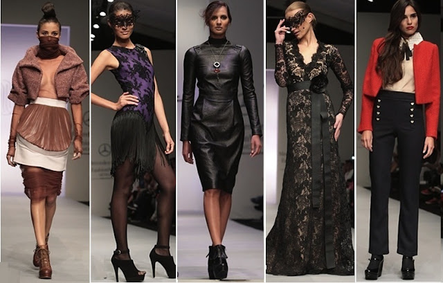 INVIERNO FASHION WEEK MERCEDES BENZ MEXICO 2013